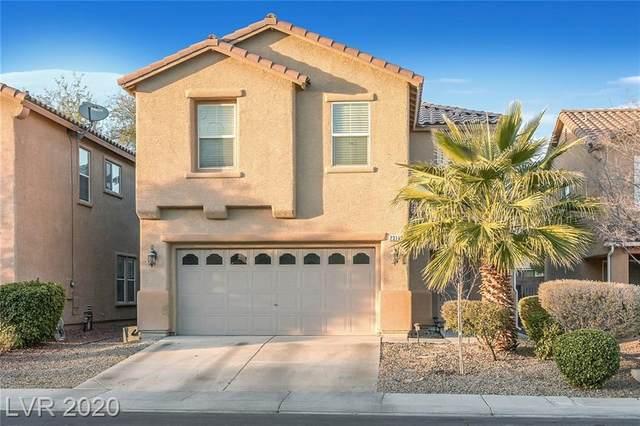 2316 Cockatiel Drive, North Las Vegas, NV 89084 (MLS #2209254) :: The Lindstrom Group