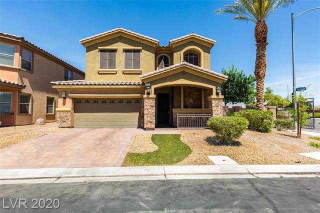 120 Delighted, North Las Vegas, NV 89031 (MLS #2209276) :: The Lindstrom Group