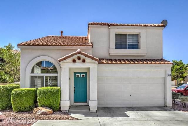 3240 Epson Street, Las Vegas, NV 89129 (MLS #2209284) :: Signature Real Estate Group