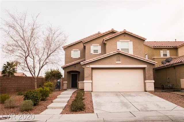 2617 Cedar Bird Drive, North Las Vegas, NV 89084 (MLS #2209286) :: The Lindstrom Group