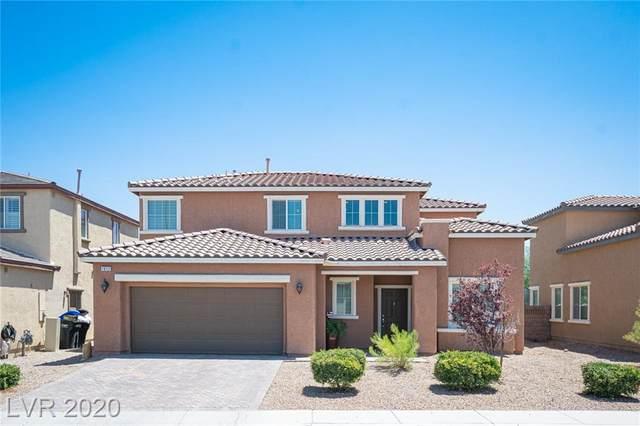 1813 Magdelena Ridge Avenue, North Las Vegas, NV 89081 (MLS #2209288) :: The Shear Team