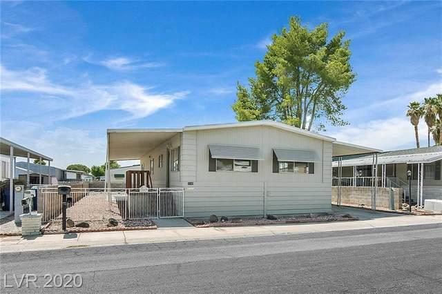 3549 Isle Royale Drive, Las Vegas, NV 89122 (MLS #2209292) :: Hebert Group | Realty One Group