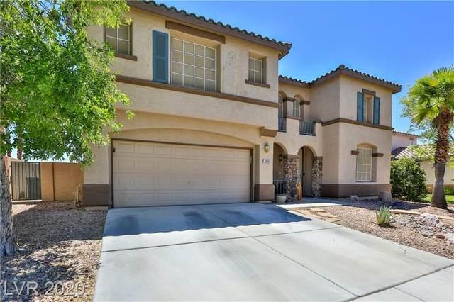 3040 Carbondale Street, Las Vegas, NV 89135 (MLS #2209301) :: The Lindstrom Group