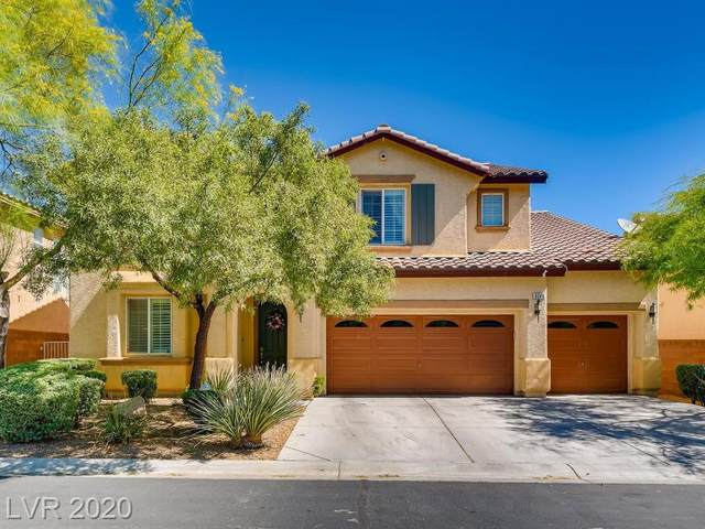 9246 Wildcat Hill, Las Vegas, NV 89178 (MLS #2209305) :: The Lindstrom Group