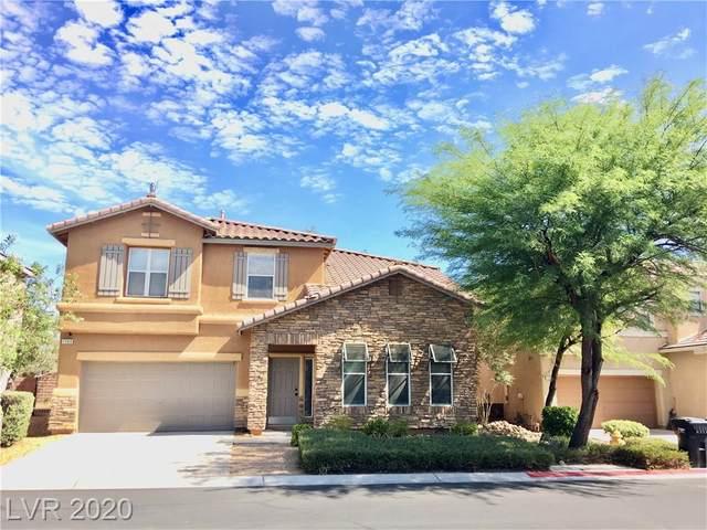 7160 Picton Avenue, Las Vegas, NV 89178 (MLS #2209307) :: The Lindstrom Group