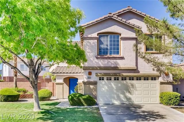 9536 Kelly Creek Avenue, Las Vegas, NV 89129 (MLS #2209340) :: The Lindstrom Group
