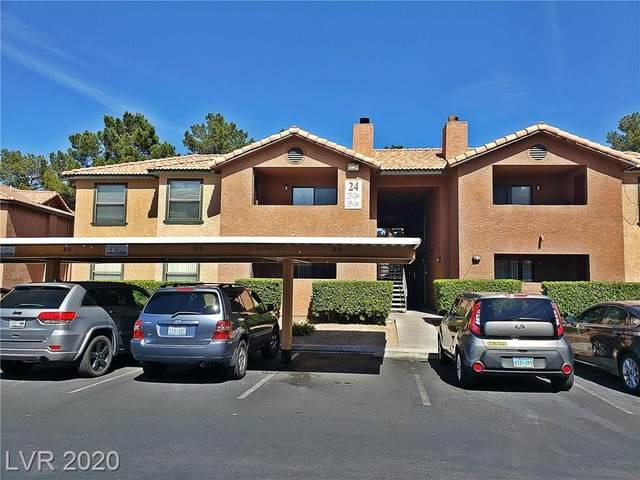 2451 Rainbow #1154, Las Vegas, NV 89108 (MLS #2209348) :: Signature Real Estate Group