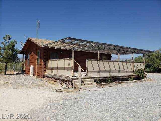 4400 Wiley Court, Pahrump, NV 89061 (MLS #2209368) :: Signature Real Estate Group