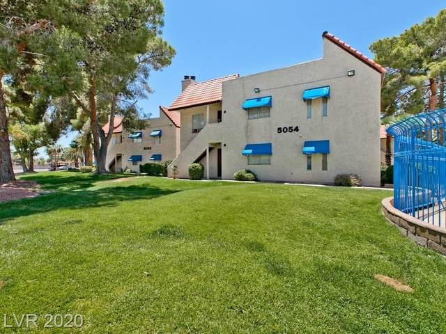 5054 Spencer Street A, Las Vegas, NV 89119 (MLS #2209385) :: Hebert Group   Realty One Group