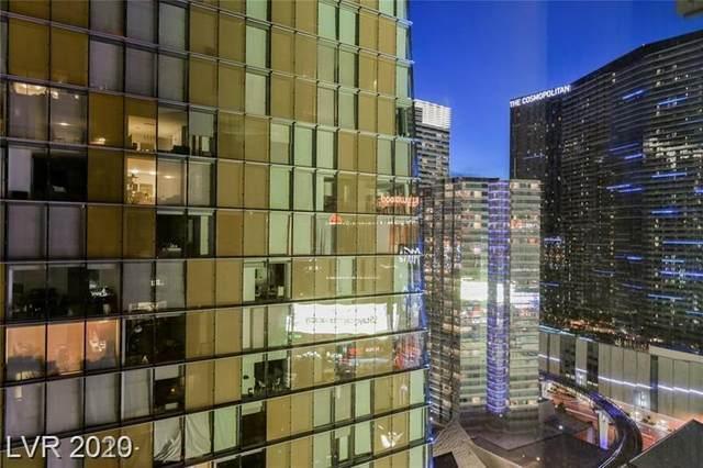 3722 Las Vegas Boulevard #2309, Las Vegas, NV 89158 (MLS #2209396) :: Signature Real Estate Group