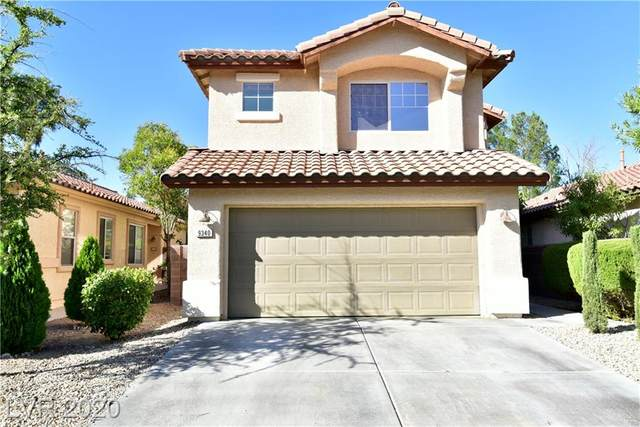 9340 Canalino Drive, Las Vegas, NV 89134 (MLS #2209428) :: The Lindstrom Group