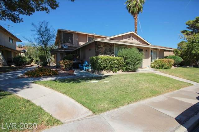 1452 Dorothy Avenue #2, Las Vegas, NV 89119 (MLS #2209429) :: Hebert Group | Realty One Group