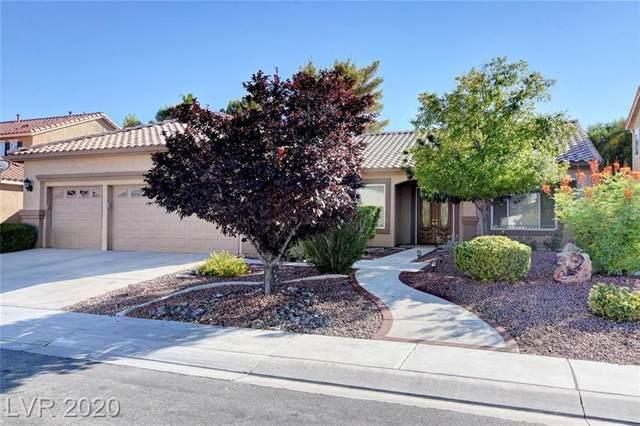 6075 Starpoint Road, North Las Vegas, NV 89031 (MLS #2209432) :: The Shear Team