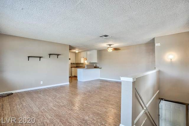 1558 Elizabeth Avenue #4, Las Vegas, NV 89119 (MLS #2209437) :: The Shear Team