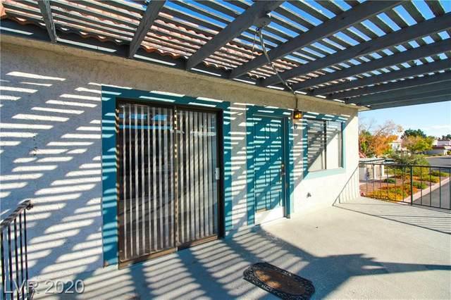 1133 Willow Tree Drive D, Las Vegas, NV 89128 (MLS #2209439) :: Hebert Group | Realty One Group