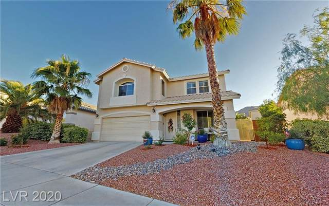 749 Wigan Pier Drive, Henderson, NV 89002 (MLS #2209447) :: Signature Real Estate Group