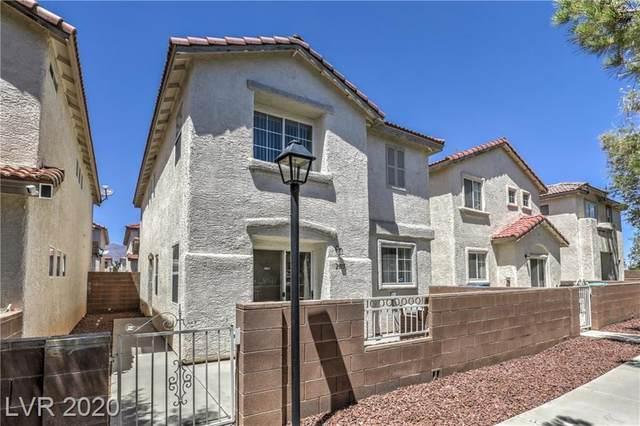 2915 Paradise Hill Court, North Las Vegas, NV 89031 (MLS #2209459) :: Jeffrey Sabel