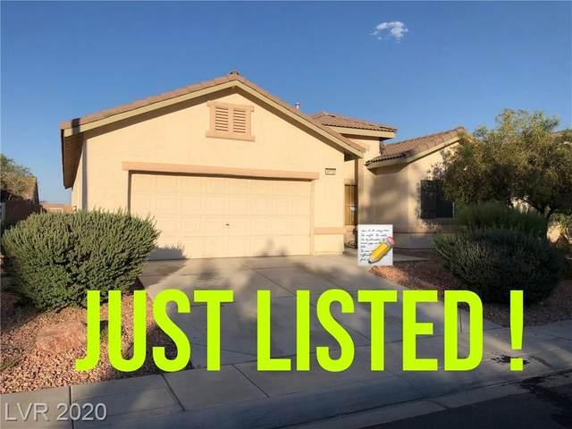 4712 Vista Del Rey Court, North Las Vegas, NV 89031 (MLS #2209464) :: Signature Real Estate Group
