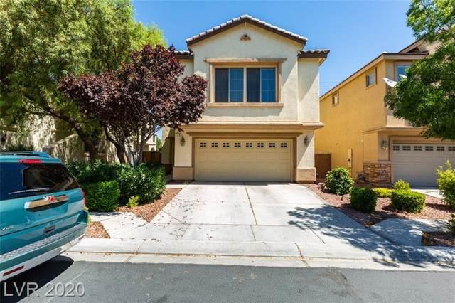 128 Palatial Pines Avenue, North Las Vegas, NV 89031 (MLS #2209467) :: The Shear Team