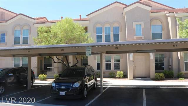 10550 Alexander Road #1178, Las Vegas, NV 89129 (MLS #2209491) :: Vestuto Realty Group