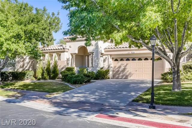 1136 Piazza Navona, Henderson, NV 89052 (MLS #2209494) :: The Lindstrom Group
