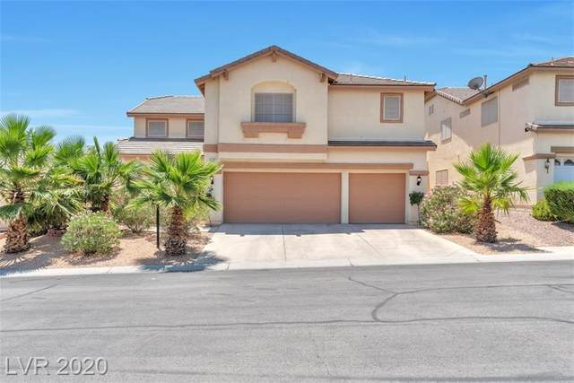 8925 Reining Spur Avenue, Las Vegas, NV 89143 (MLS #2209496) :: Billy OKeefe | Berkshire Hathaway HomeServices