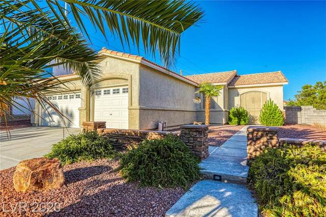 6338 Little Canyon Street, North Las Vegas, NV 89084 (MLS #2209512) :: The Shear Team