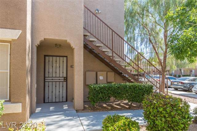 10245 Maryland Parkway #104, Las Vegas, NV 89183 (MLS #2209544) :: Jeffrey Sabel