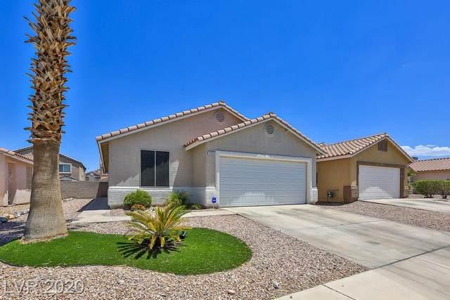 5538 Ramirez Street, North Las Vegas, NV 89031 (MLS #2209586) :: The Shear Team