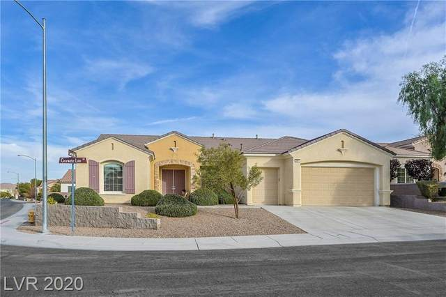2084 Clearwater Lake Drive Drive, Henderson, NV 89044 (MLS #2209591) :: The Lindstrom Group