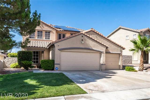 3018 Scenic Valley Way, Henderson, NV 89052 (MLS #2209592) :: Performance Realty