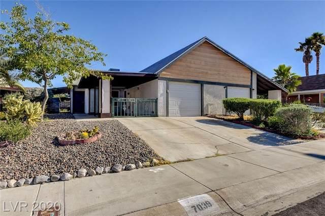 7039 Kenwood Street, Las Vegas, NV 89147 (MLS #2209615) :: Signature Real Estate Group