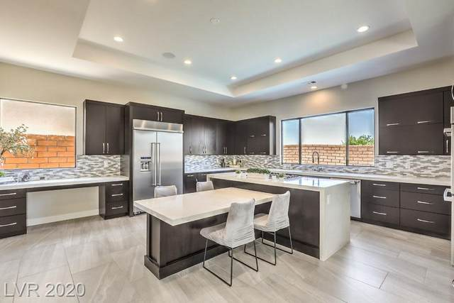 10 Garden Rain Drive, Las Vegas, NV 89135 (MLS #2209628) :: Billy OKeefe | Berkshire Hathaway HomeServices