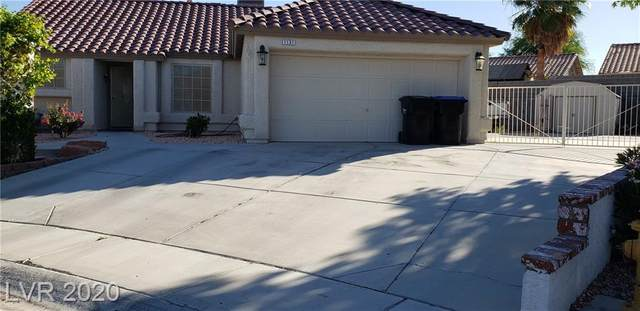 1131 Puffin Court, North Las Vegas, NV 89031 (MLS #2209651) :: The Shear Team
