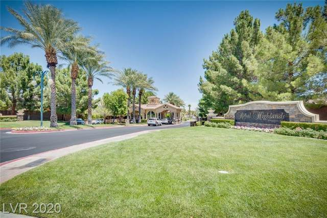 10896 Pentland Downs Street, Las Vegas, NV 89141 (MLS #2209668) :: Jeffrey Sabel