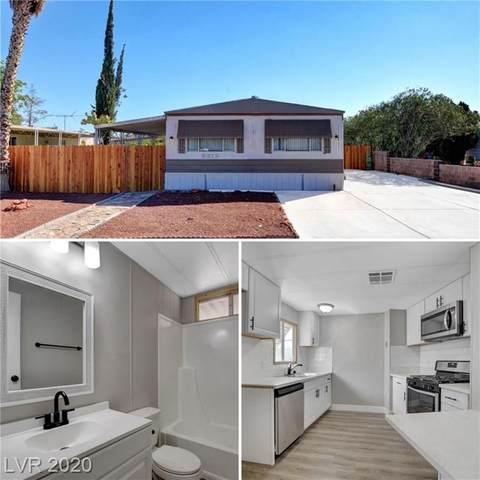 6613 Hartman Street, Las Vegas, NV 89108 (MLS #2209683) :: Hebert Group | Realty One Group