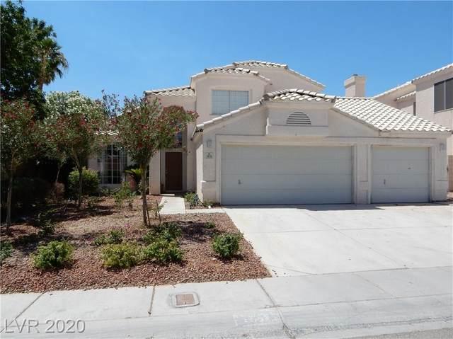 1551 Mesa Blanca Way, North Las Vegas, NV 89031 (MLS #2209698) :: The Shear Team