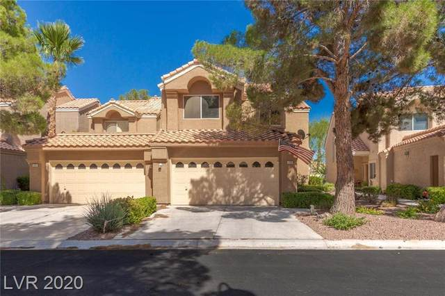 5400 La Patera Lane, Las Vegas, NV 89149 (MLS #2209707) :: The Shear Team