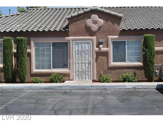 2110 Sleepy Court, Las Vegas, NV 89106 (MLS #2209725) :: The Perna Group