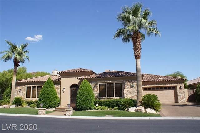 2244 Green Mountain Court, Las Vegas, NV 89135 (MLS #2209726) :: Billy OKeefe | Berkshire Hathaway HomeServices