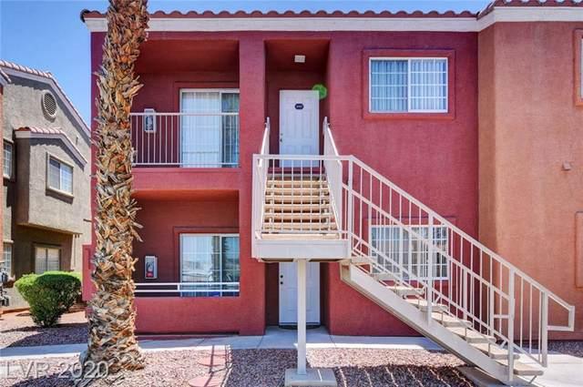 4730 Craig Road #1007, Las Vegas, NV 89115 (MLS #2209742) :: Signature Real Estate Group