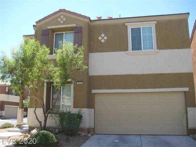 9529 Mothers Joy Street, Las Vegas, NV 89178 (MLS #2209754) :: Team Michele Dugan