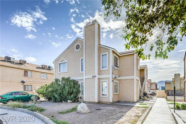 909 Staffordshire Circle, Las Vegas, NV 89110 (MLS #2209755) :: The Lindstrom Group