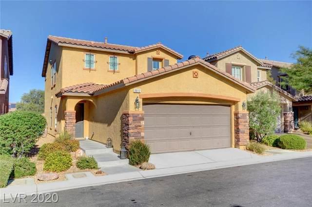 9912 Baron Coast Street, Las Vegas, NV 89178 (MLS #2209756) :: The Lindstrom Group