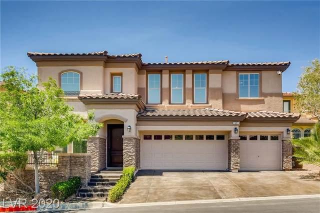 531 Calahonda Court, Las Vegas, NV 89138 (MLS #2209767) :: Billy OKeefe | Berkshire Hathaway HomeServices