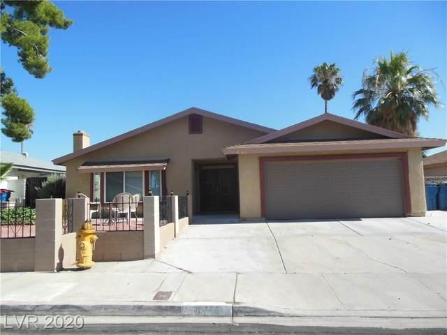 6786 Grandola Drive, Las Vegas, NV 89103 (MLS #2209774) :: The Shear Team