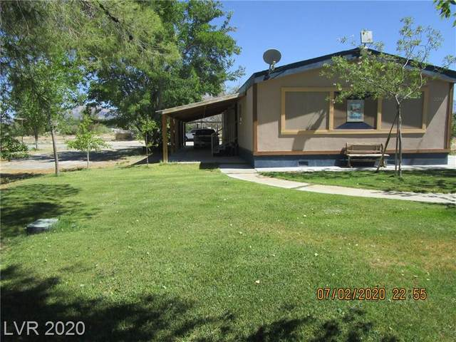 2210 W Shady Lane, Pahrump, NV 89060 (MLS #2209798) :: Helen Riley Group | Simply Vegas