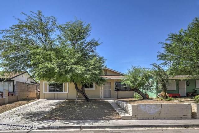 3209 Judson Avenue, North Las Vegas, NV 89030 (MLS #2209816) :: Signature Real Estate Group