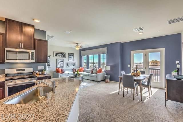 4655 Ridgeley Avenue #101, North Las Vegas, NV 89084 (MLS #2209827) :: Vestuto Realty Group