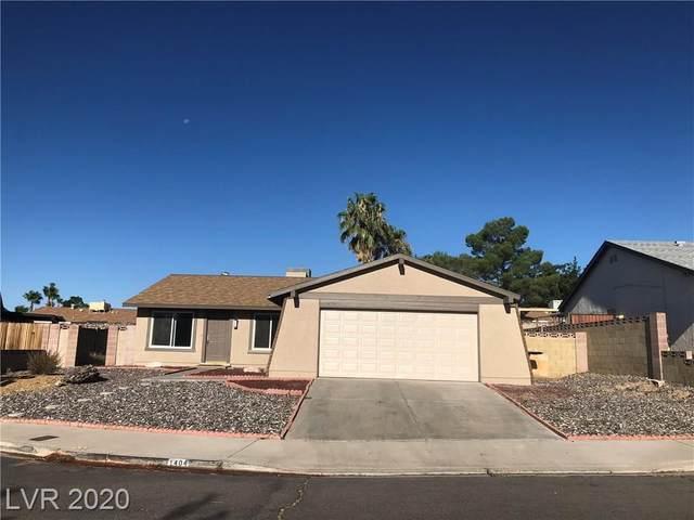 1404 Elsa Way, Boulder City, NV 89005 (MLS #2209851) :: Signature Real Estate Group